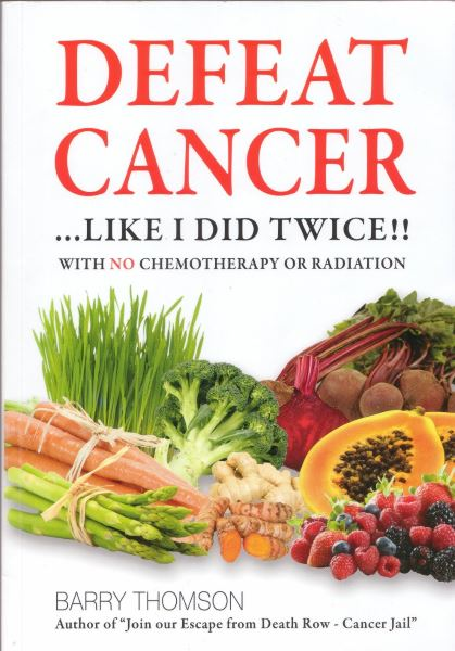 Defeat Cancer ...Like I did twice!!